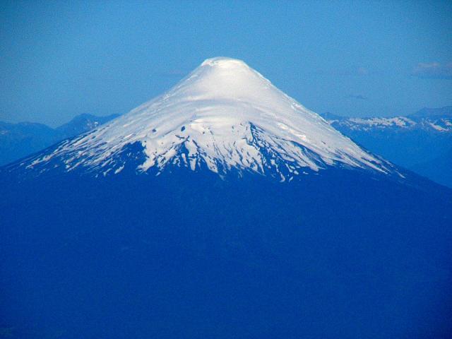 オソルノ 山